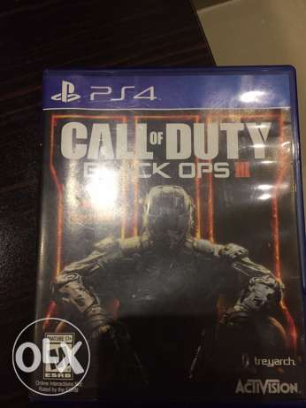 CD Call of Duty Black ops 3