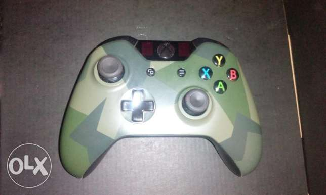 Xbox One Joystick- Special Military Edition