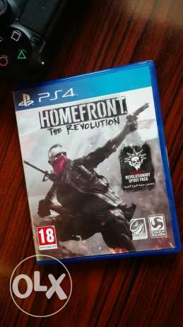 Homefront: The Revolution Day One Edition ( Perfect Condition )