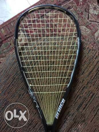 Good condition used Prince racket