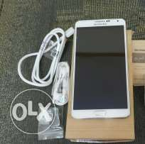 Galaxy note 3 4G 32GB n9005 كسر زيروو