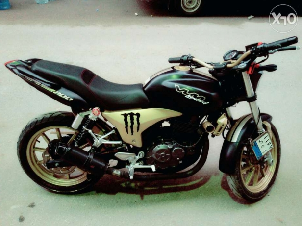 Benelli vlm 200 limited 2015 ميامي -  4