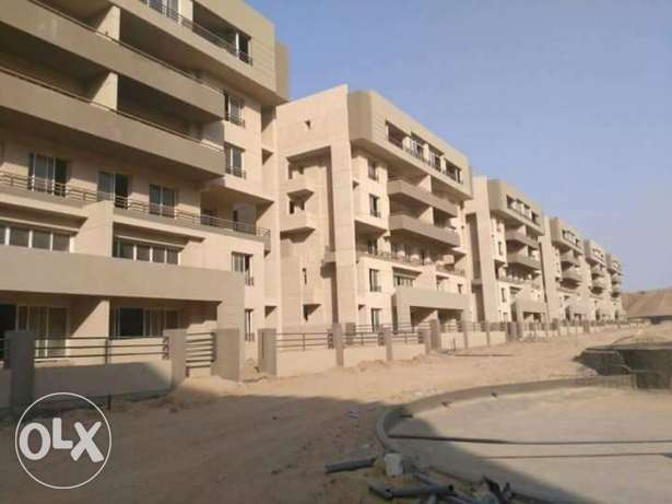 191 m with garden 250 m compound square sabbour new cairo سكوير ارضي