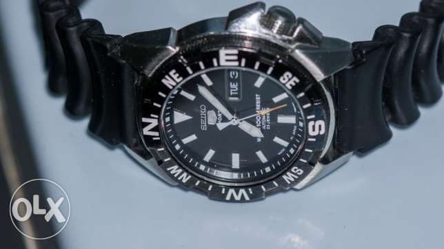 Seiko 5 sports Automatic diving مدينة نصر -  1