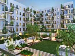 Apartment located in New Cairo for sale 125 m2, Eastown