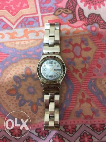 swatch watch for women