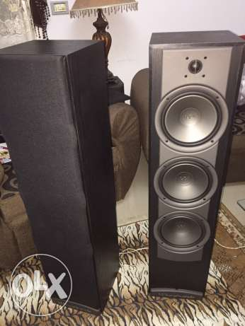 Wharfedale speakers - towers - same new