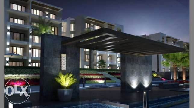 chalet fully finished in new Cairo smart compound التجمع الخامس -  4