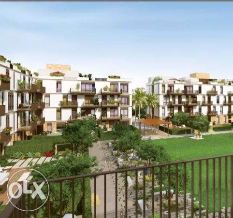 compound Eastown apartment 187m for sale with installment