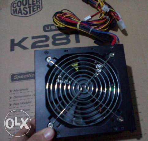Power Supply: Cooler Master Extreme Power Plus 500W الإسكندرية -  5