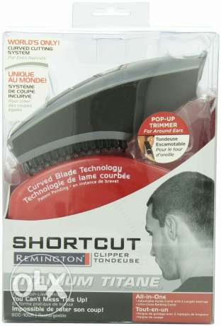 Remington Short Cut Clipper Rechargeable Cordless Haircut Kit, المنصورة -  3