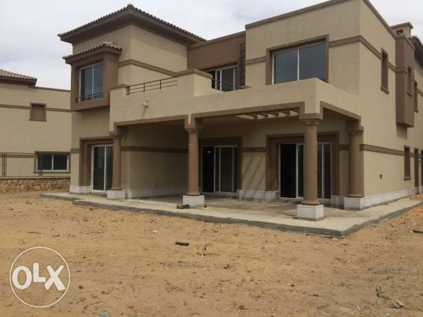 Amazing separate villa in palm hills katamia 1