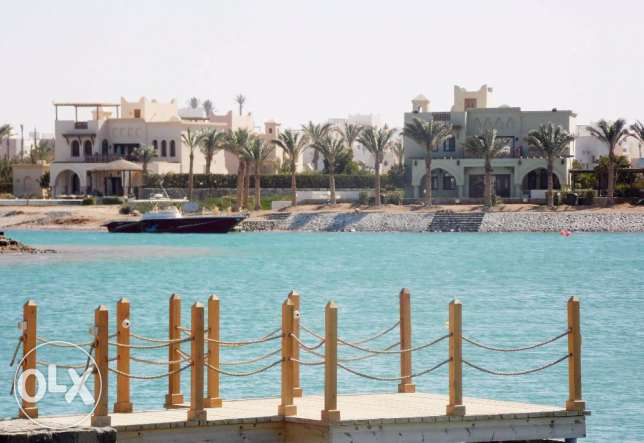 Villa for sale in elgouna , fanadir