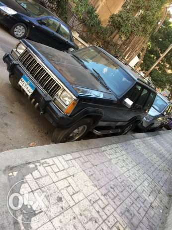 Jeep chrokee 1997 in good condition بولكلي -  4