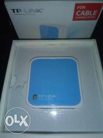 TP-LINK TL-WR702N -travel and home wireless router - 802.11b/g/n
