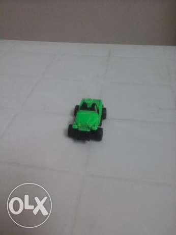 jeep car scale size 1/60