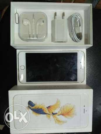 I phone 6s plus gold 16g new