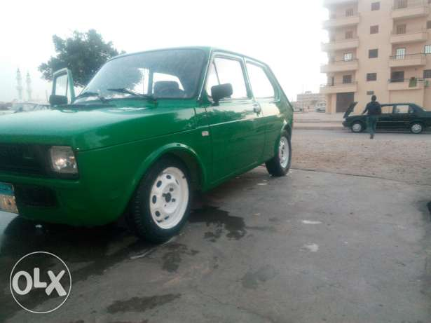 Fiat 127 coupe