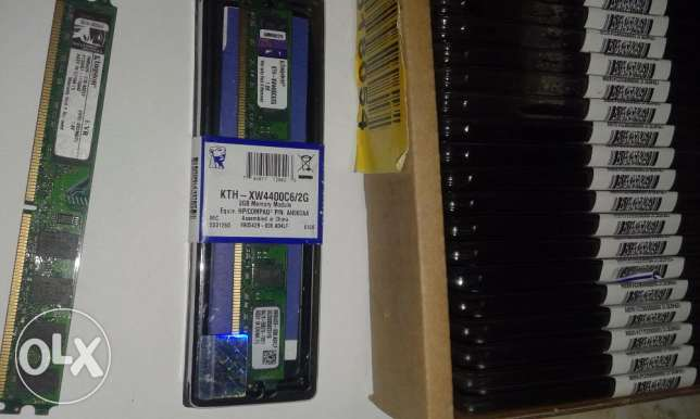 RAM Desktop 2 Giga DDR2 Be 120...