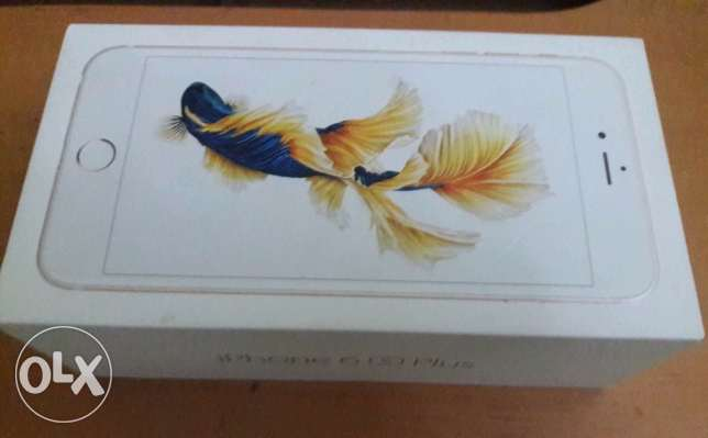 iphone 6s plus 16g Gold عين شمس -  5