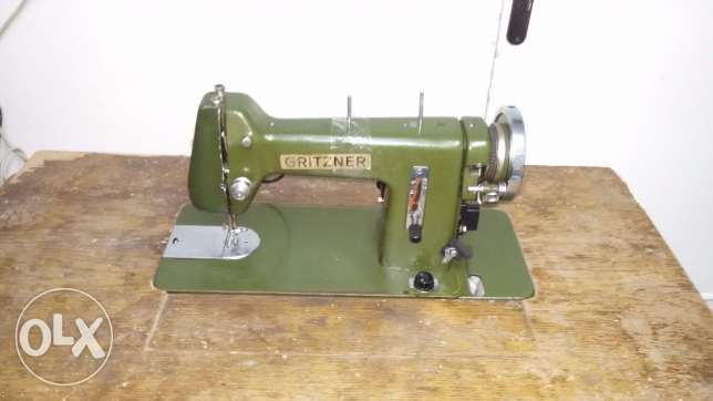 Gritzner Sewing Machine Antique Suez District OLX Egypt Amazing Gritzner Sewing Machine Price