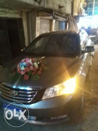 Geely for sale حالة نادره