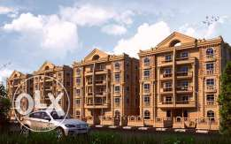 new duplex with grand inside new heliopolis for sale