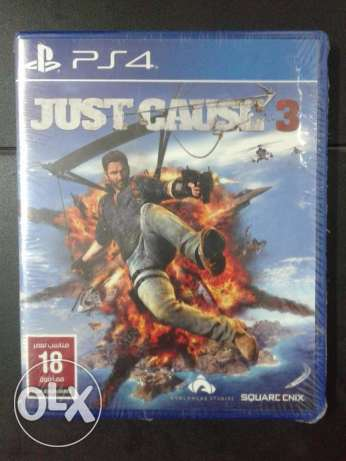 Just cause 3 ps4 شيراتون -  1