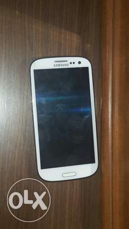 Samsung s3 new شيراتون -  1