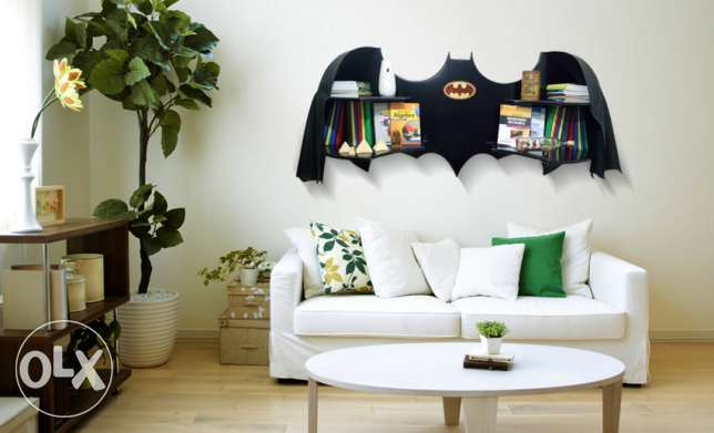 Batman Bookshelff