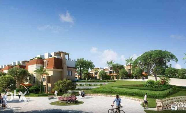 town house for Sale in stone park Compound, New Cairo