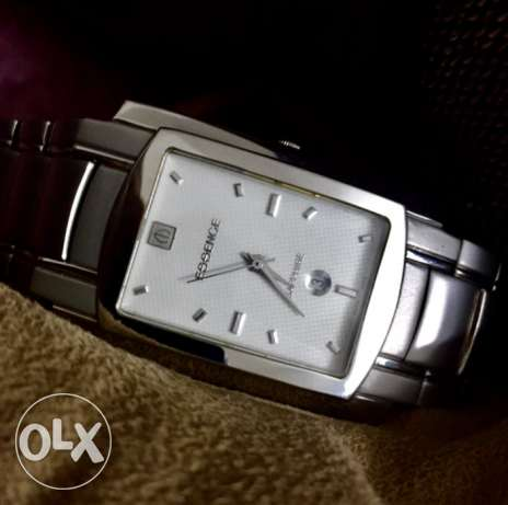 18K White Gold plated Swiss made Essence