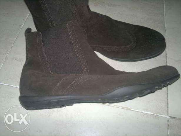 New original Gommus boots from italy for men مدينتي -  3