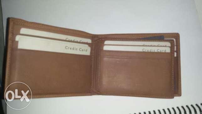 Wallet genuine leather العبور -  4