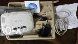 Router and access point tp link never been used