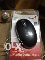 Wireless Optical Mouse ScrollToo 600 - Genius