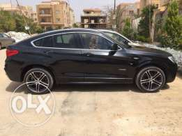 BMW X4 2016 x35i M-Sport - Zero Condition - Only 3900 KM