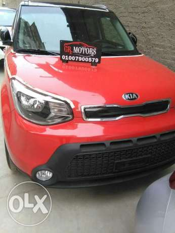 Kia كيا سول فاتوره for sale