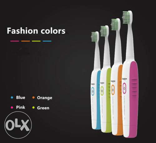 WORLDS FIRST ULTRASONIC toothbrush Rechargeable RC-100 New