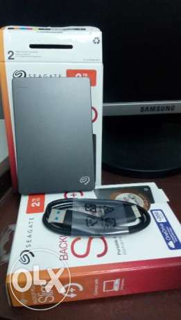 Seagate harddrive 2Tb New with 2y warranty