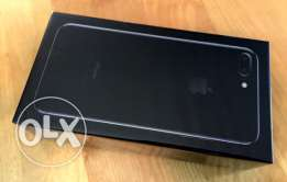 iphone 7 jet black 128G box sealed from USA