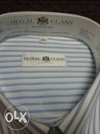 Shirt royal class selection from germany