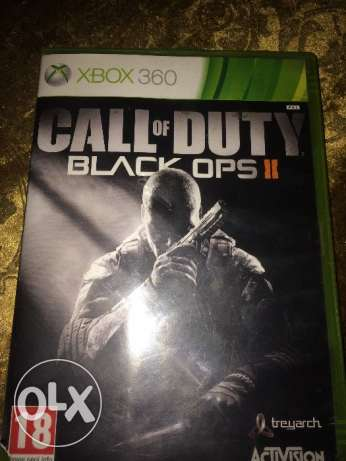 (Call of duty (Black ops 2 حى الجيزة -  1