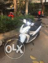 SYM ST 200 like new used for only 4 months