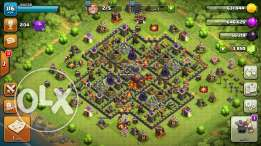 Clash of clans for sill