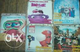 26 CD viedeos for any consol for 15ج