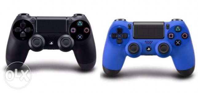 PS4 Original Controllers (Wave Blue Edition)&Standard Edition