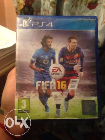 FIFA 16 (Arabian version)