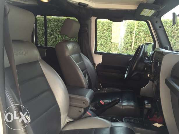 Jeep Wrangler 2010, 82,000km in Factory Condition المعادي -  1