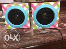 New speakers from USA